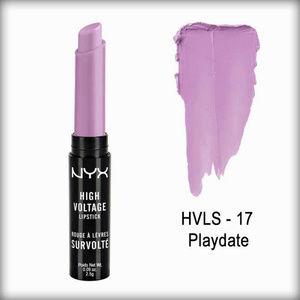 NYX High Voltage Lipstick - Playdate